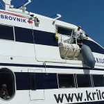 Getting from Mljet to Lumbarda (Korcula Island)
